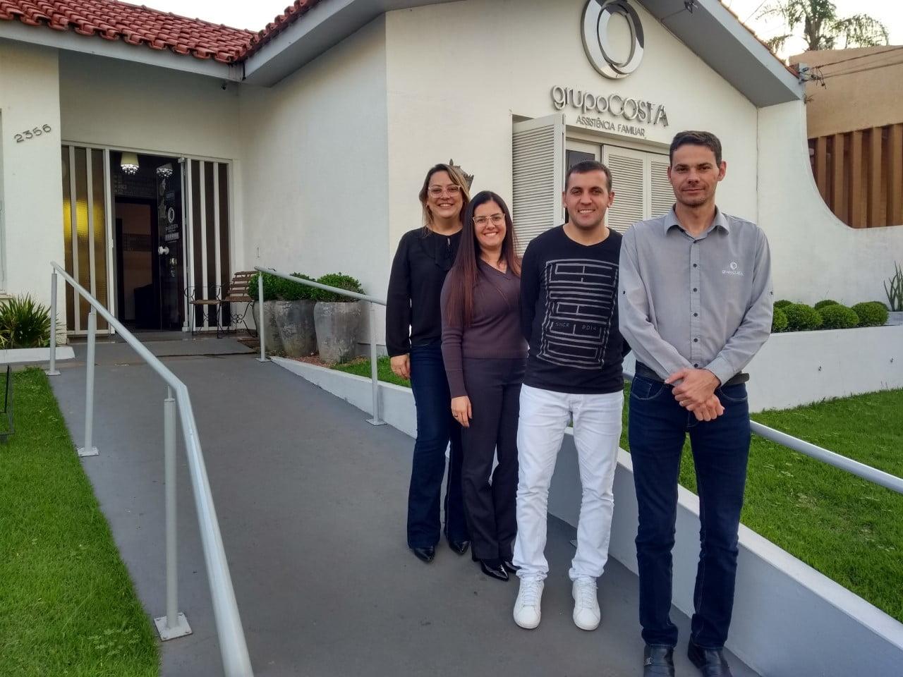 Grupo Costa de Taquari/RS adota o sistema da System