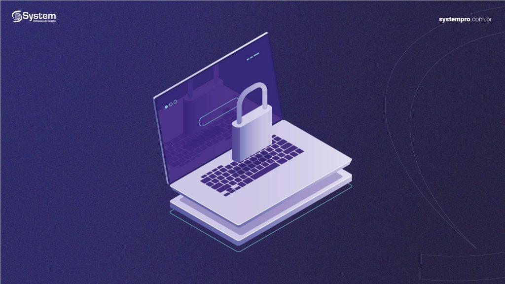 System marca presença na palestra sobre a Lei Geral de Proteção de Dados