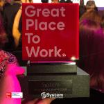 System é premiada como uma das melhores Empresas para trabalhar no Setor de Tecnologia da Informação