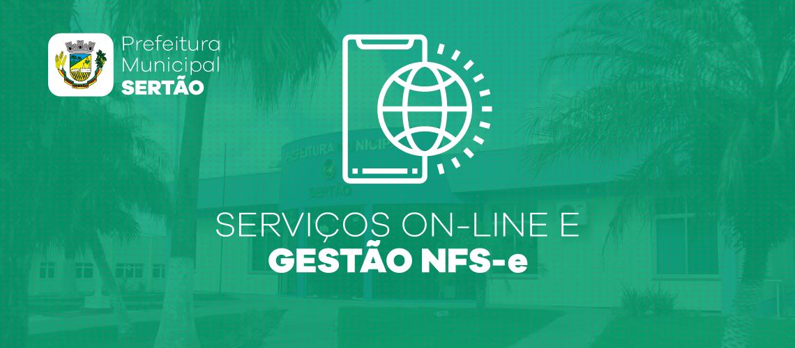 Prefeitura de Sertão adota Serviços On-line e Gestão NFS-e da System