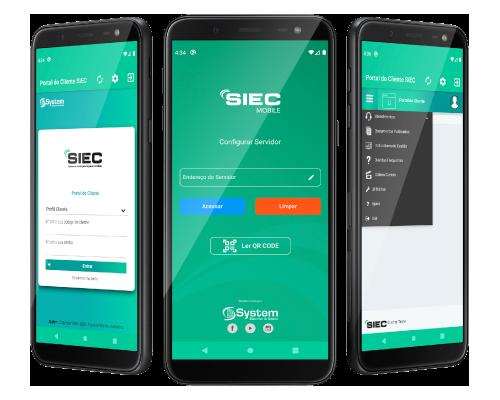 Aplicativo Portal do Cliente Empresa Contábil