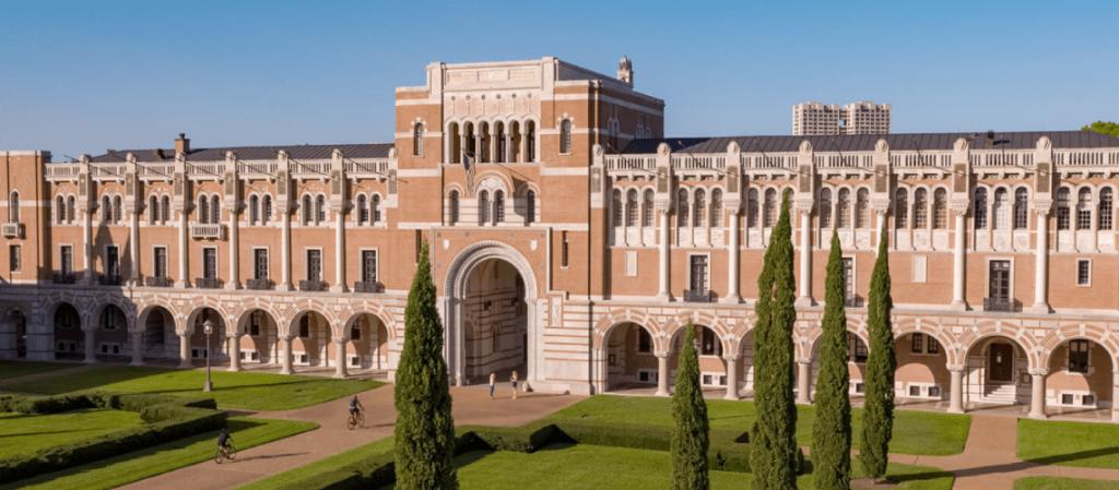 Estudantes da Rice University, EUA, desenvolvem projeto acadêmico com a System