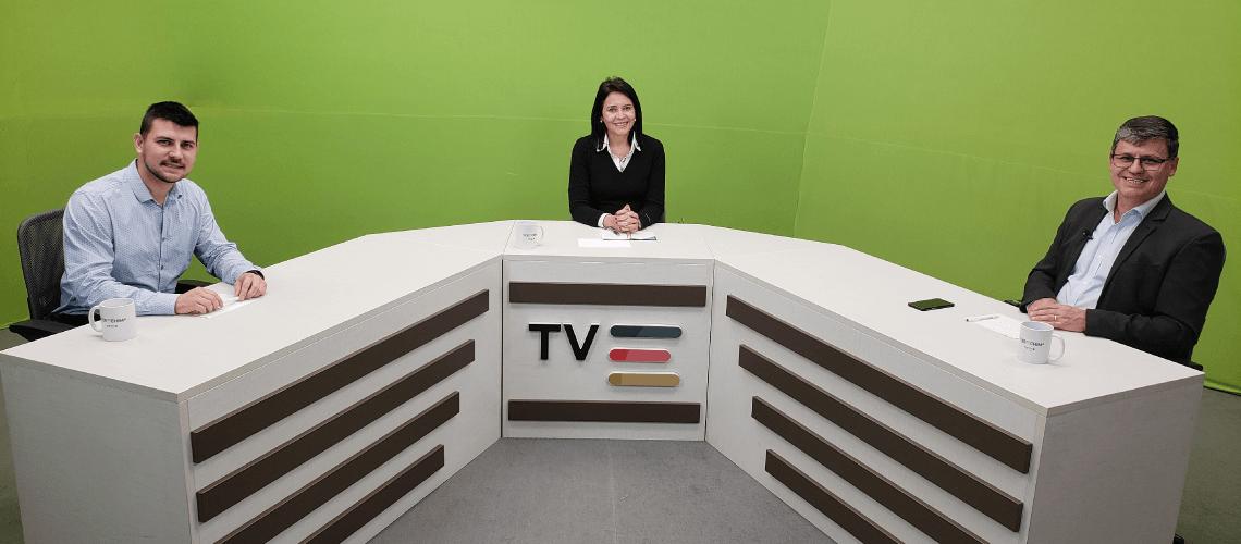 System na TV Erechim: sistemas de gestão e mercado de TI em pauta