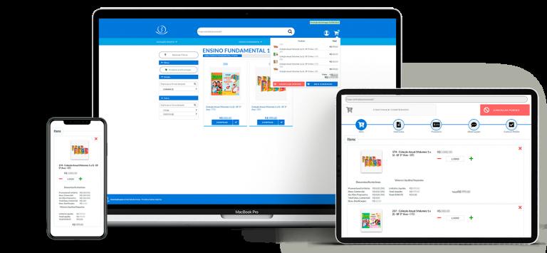 E-commerce Educacional