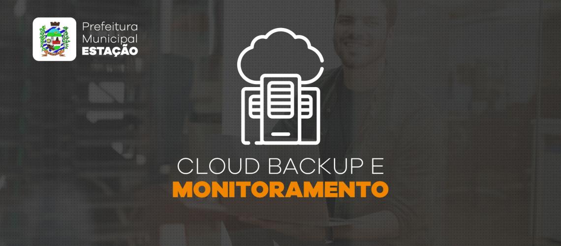 Prefeitura de Estação adere ao serviço de Cloud Backup e Monitoramento em Nuvem da System