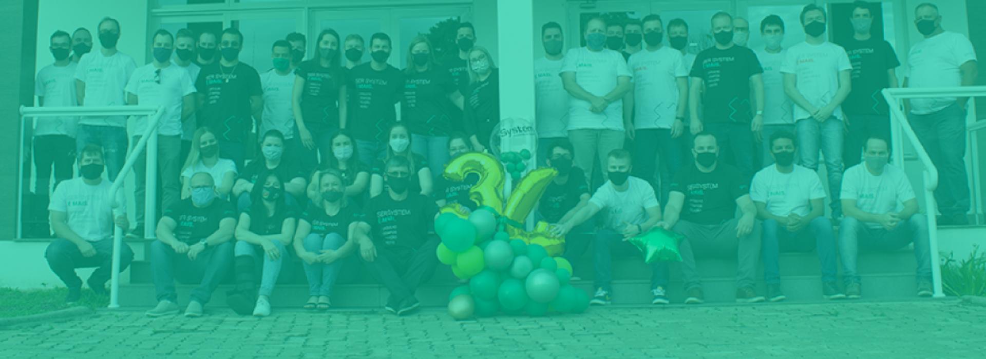 System novamente no Ranking Melhores Empresas para Trabalhar GPTW Rio Grande do Sul