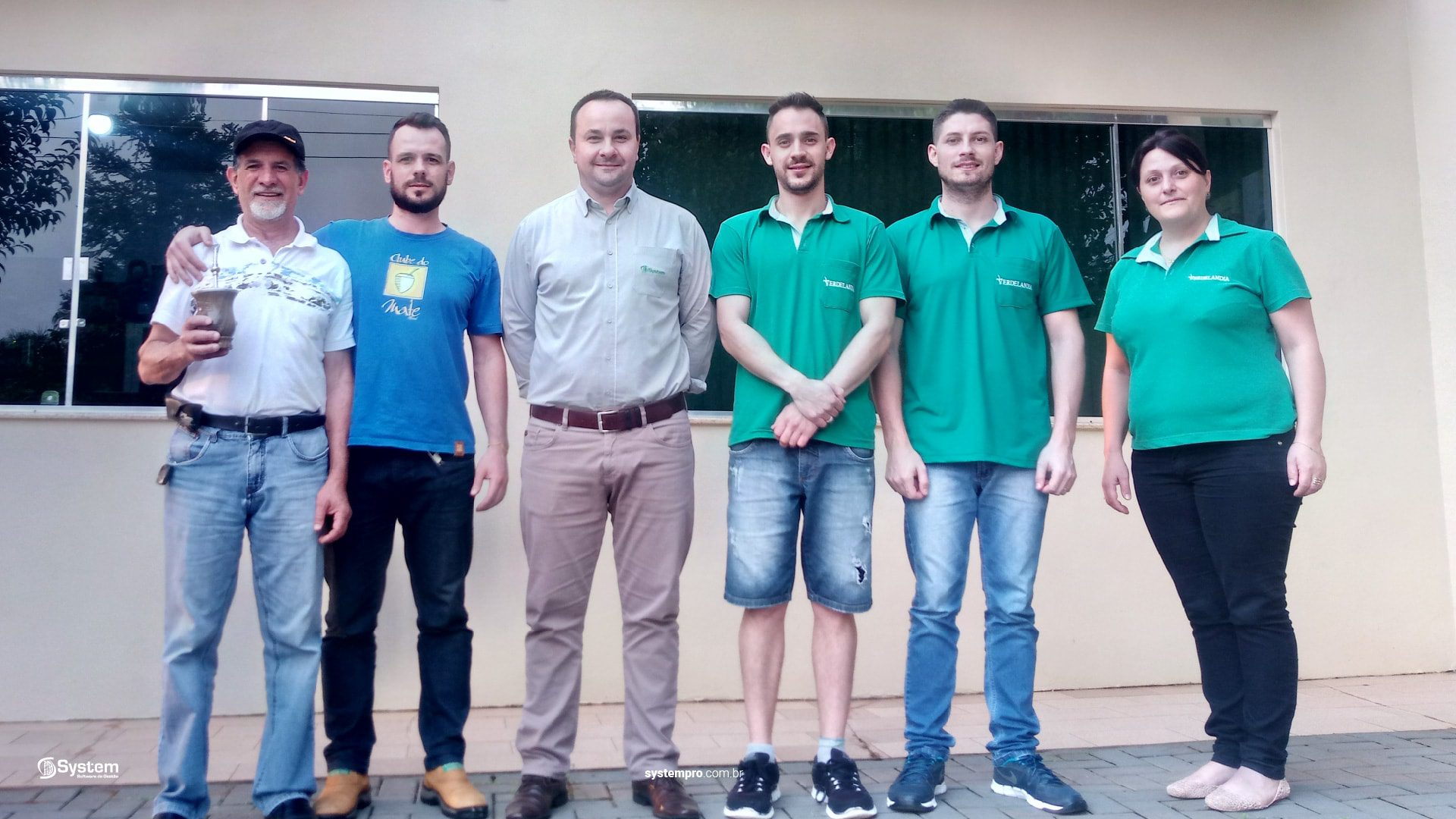 Indústria Ervateira Verdelândia adota Solução System