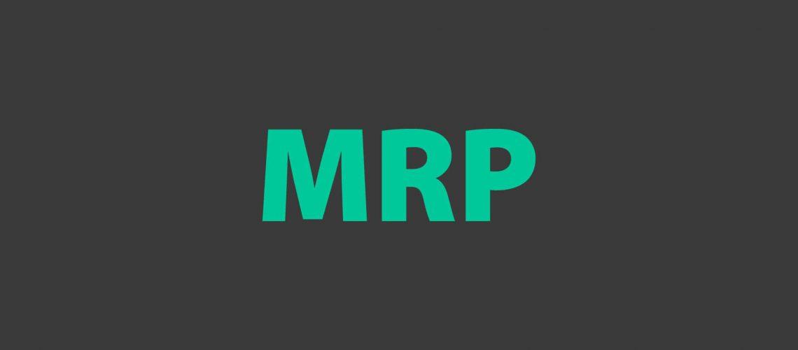 MRP - Planejamento e Alocação de Recursos Industriais