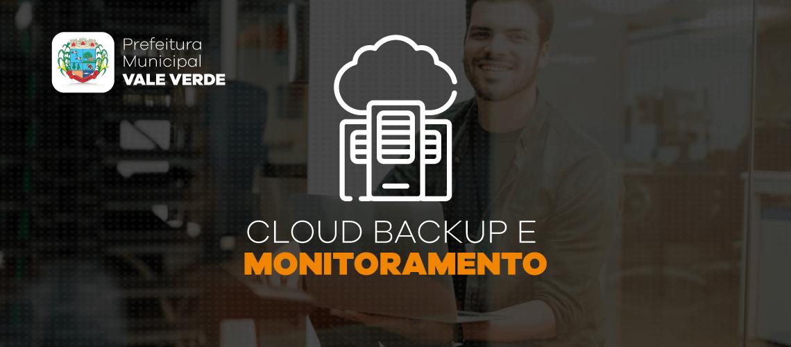 Prefeitura de Vale Verde adota Serviço de Cloud Backup da System
