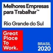 Selo GPTW Rio Grande do Sul 2020